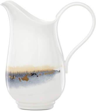 Lenox Watercolor Horizons Blue Pitcher