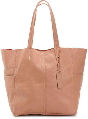 Coach and Four Unlined Leather Tote - Women's