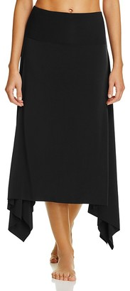 Magicsuit Handkerchief Skirt Swim Cover-Up $72 thestylecure.com