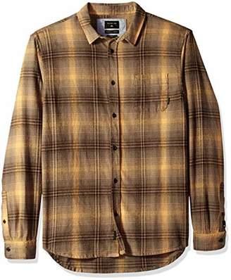 Quiksilver Men's Fatherfly Flannel Shirt