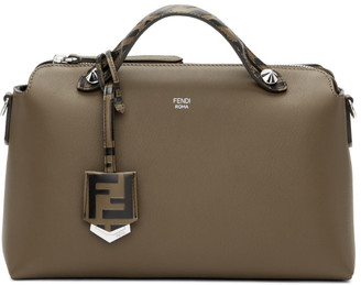 1c20ec8174 Free Express Shipping at SSENSE · Fendi Brown By The Way Bag