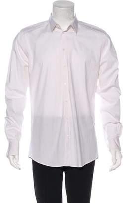 Dolce & Gabbana Woven Dress Shirt