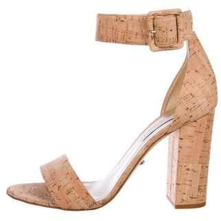 Diane von Furstenberg Ulrica Cork Sandals