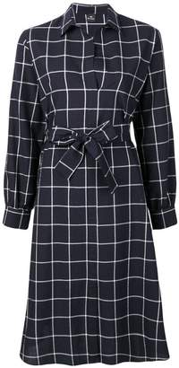 Paul Smith checked shirt dress