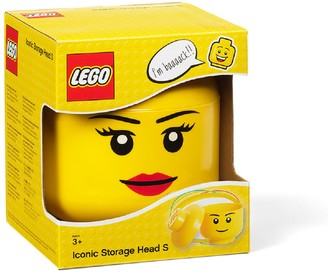 Lego Storage Head - Girl