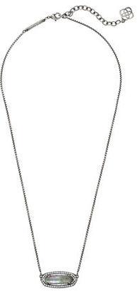 Kendra Scott Annika East-West Pendant Necklace $75 thestylecure.com