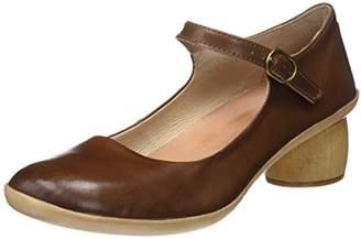 Womens S696 Restored Skin Ebony/Tintorera Closed Toe Heels Neosens r6UFMa