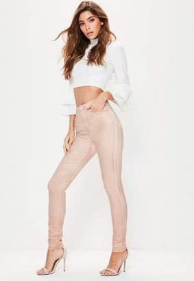 Missguided Rebel Highwaisted Skinny Jean