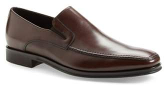 Monte Rosso Lucca Nappa Leather Loafer
