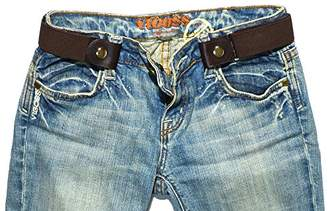 FreeBelts - Buckle-Free Easy Comfortable Belt for Men and Women. No Buckle