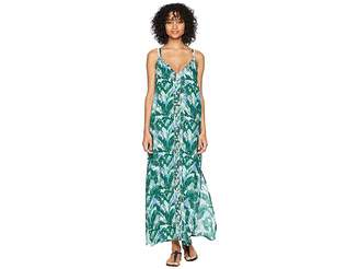Letarte Sleeveless Maxi Dress Cover-Up