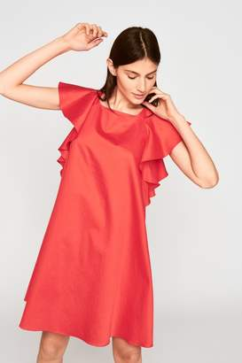Tara Jarmon Poppy Cotton Dress