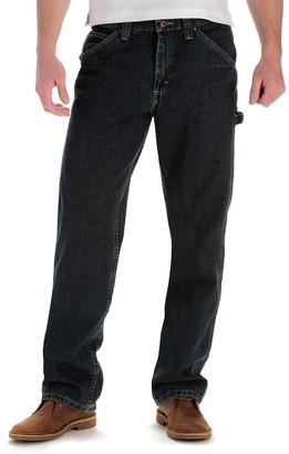 Lee Big & Tall Dungarees Flex-Waist Carpenter Jeans