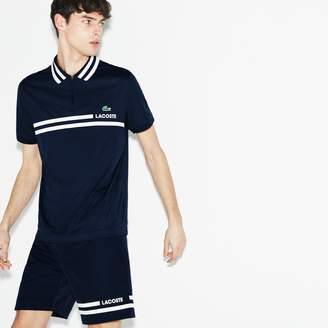 Lacoste Men's SPORT Contrast Tennis Shorts
