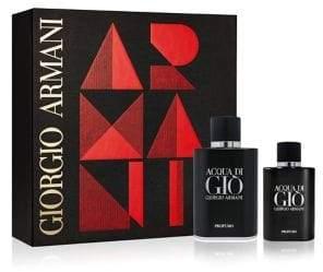 Giorgio Armani (ジョルジョ アルマーニ) - Giorgio Armani Acqua Di Gio Homme Profumo Holiday Two-Piece Gift Set