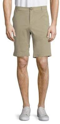 Selected Straight-Fit Shorts