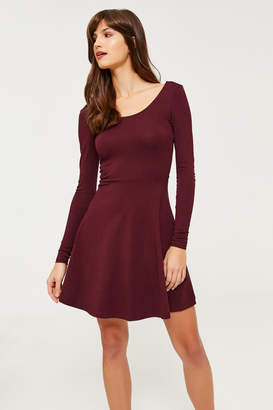 Ardene Basic A-Line Mini Dress