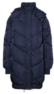 Noisy May Anja Quilted Puffer Jacket