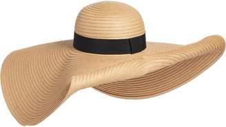 Nordstrom Super Floppy Straw Hat