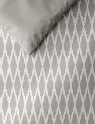 Marks and Spencer Diamond Jacquard Bedding Set