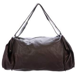 Bottega Veneta Grained Leather Hobo