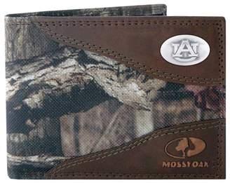 Kohl's Zep-Pro Auburn Tigers Concho Mossy Oak Bifold Wallet