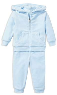 Ralph Lauren Boys' Velour Hoodie & Pants Set - Baby