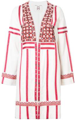 Figue embroidered oversized jacket