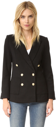 Blaque Label Easy Blazer $194 thestylecure.com