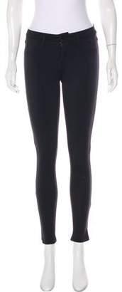 J Brand Low-Rise Skinny Leggings