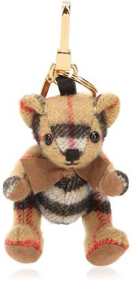Burberry Thomas Bear Vintage Check Keychain