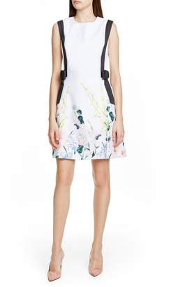 4a8bb04ff33 Ted Baker Marzy Elegance Bow A-Line Dress