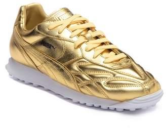 Puma King Avanti Trophy Leather Sneaker
