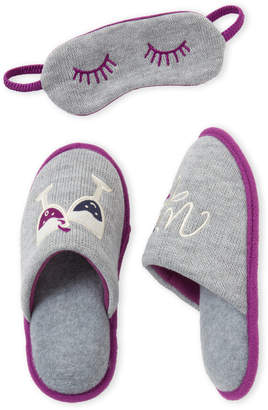 Dearfoams Novelty Slippers Box Set