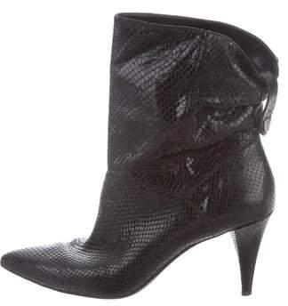 MICHAEL Michael Kors Pointed-Toe Ankle Boots