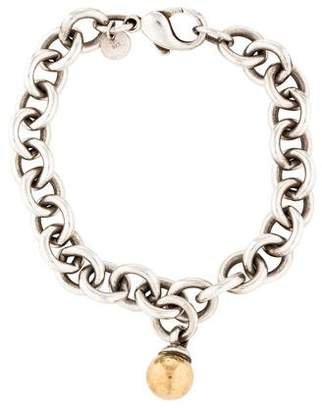 Tiffany & Co. Two-Tone Charm Bracelet