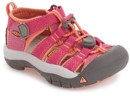 Girl's Keen Newport H2 Water Friendly Sandal $44.95 thestylecure.com