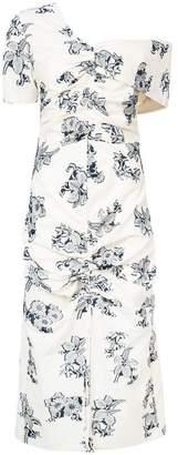 Sea Josephine frilled dress
