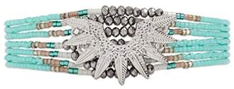 Hipanema Women Stainless Steel Cuff Bracelet - E18LMARLTU