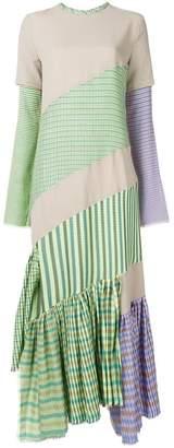 Loewe fringe dress