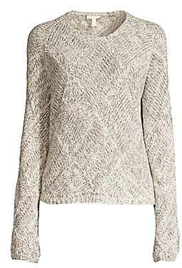 Eileen Fisher Women's Organic Cotton Knit Sweater