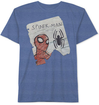 Spider-Man Graphic-Print T-Shirt, Big Boys (8-20) $18 thestylecure.com