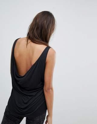 drapes rakuten top fabric shin store cover lady length long sportswear s u system tank renoir plain item market global neck a en drape line pull