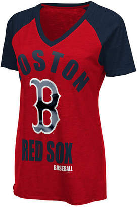 G-iii Sports Women's Boston Red Sox Game On T-Shirt