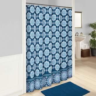 Vue Karma Love Shower Curtain