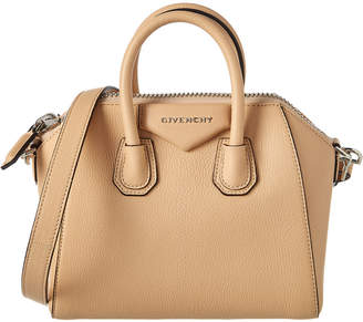 Givenchy Antigona Mini Sugar Leather Satchel