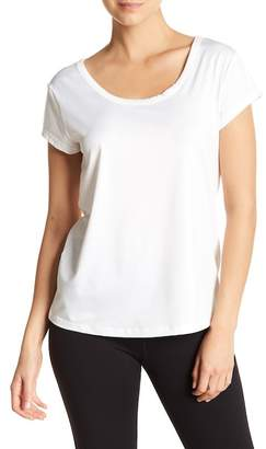 C&C California Strappy Cutout Tee