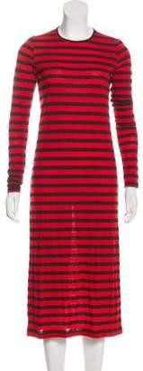 Current/Elliott Striped Knit Dress