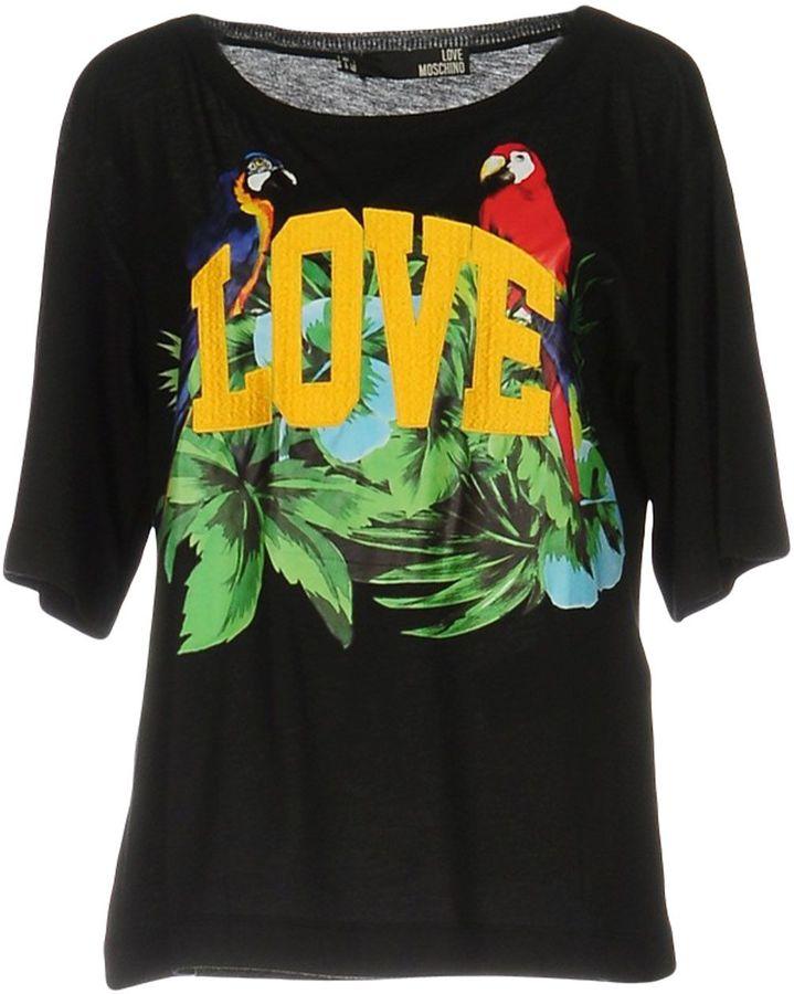 Love MoschinoLOVE MOSCHINO T-shirts