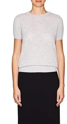 The Row Women's Tati Cashmere-Silk Short Sleeve Sweater
